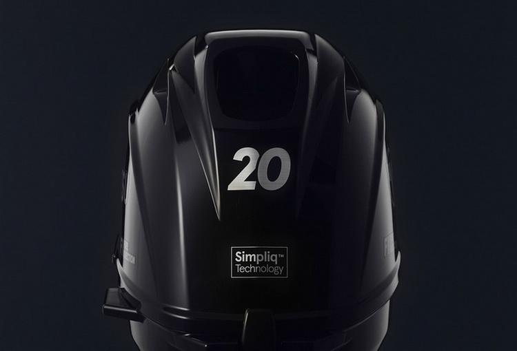 Купить лодочный мотор Tohatsu MFS20 | Лодочные моторы Tohatsu